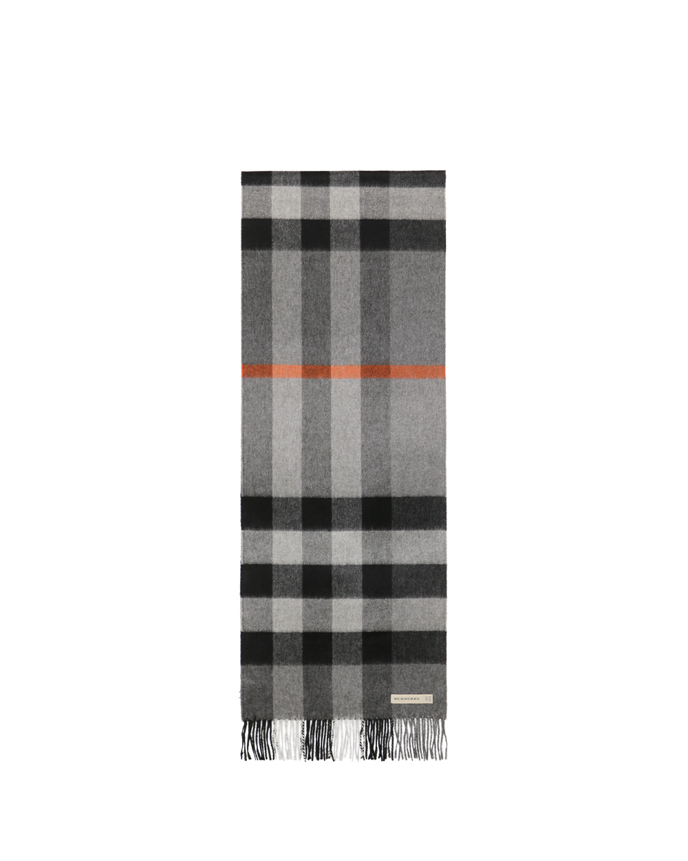 Cashmere House Check Scarf