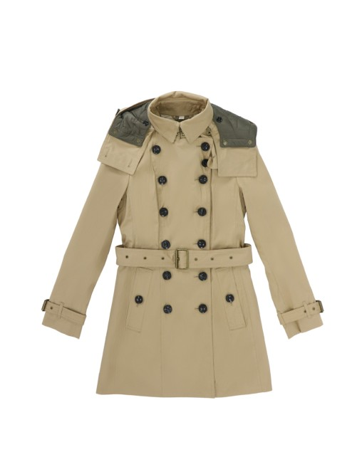 Heritage Mid-length Trench Coat
