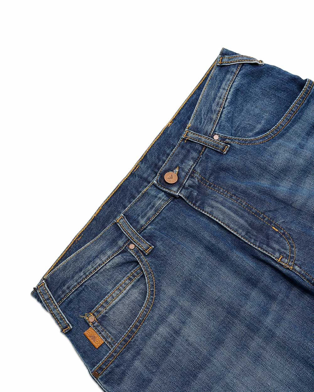 Logo Casual Jeans 3