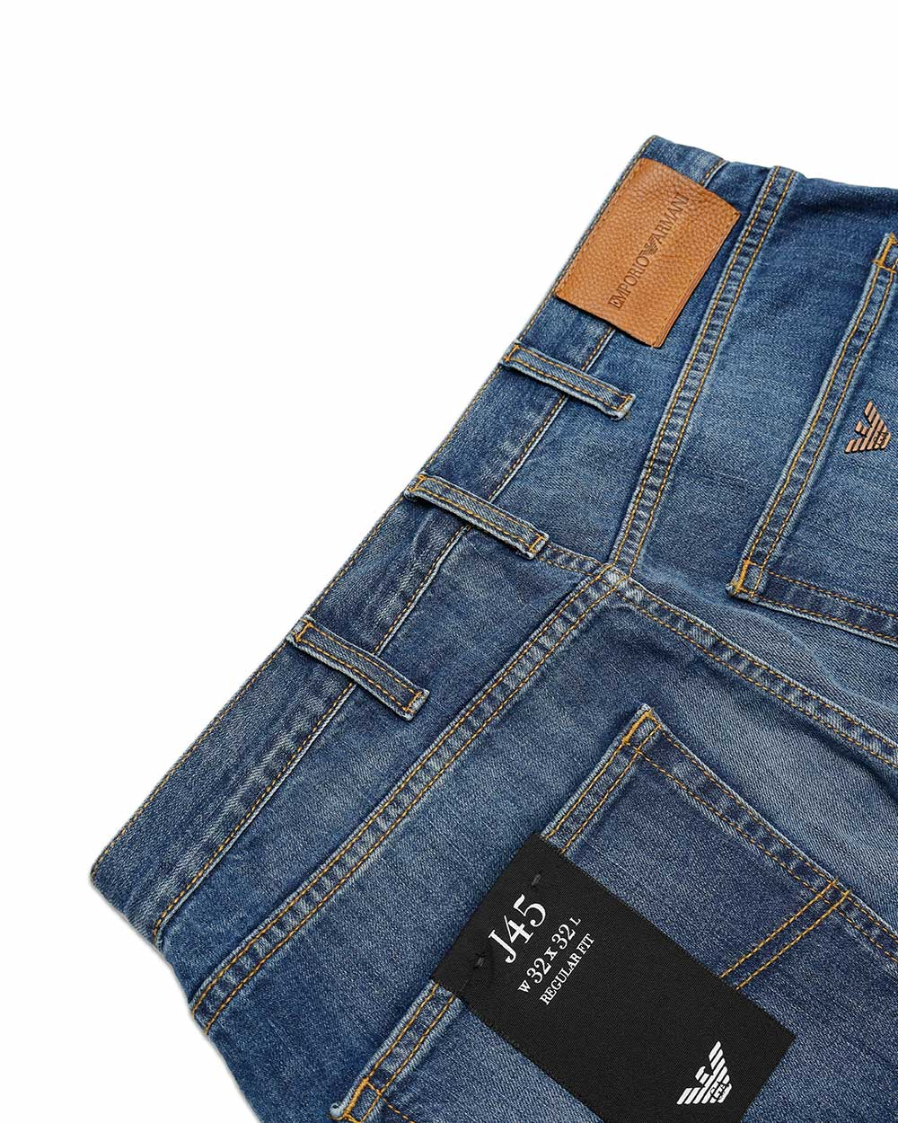 Logo Casual Jeans 4