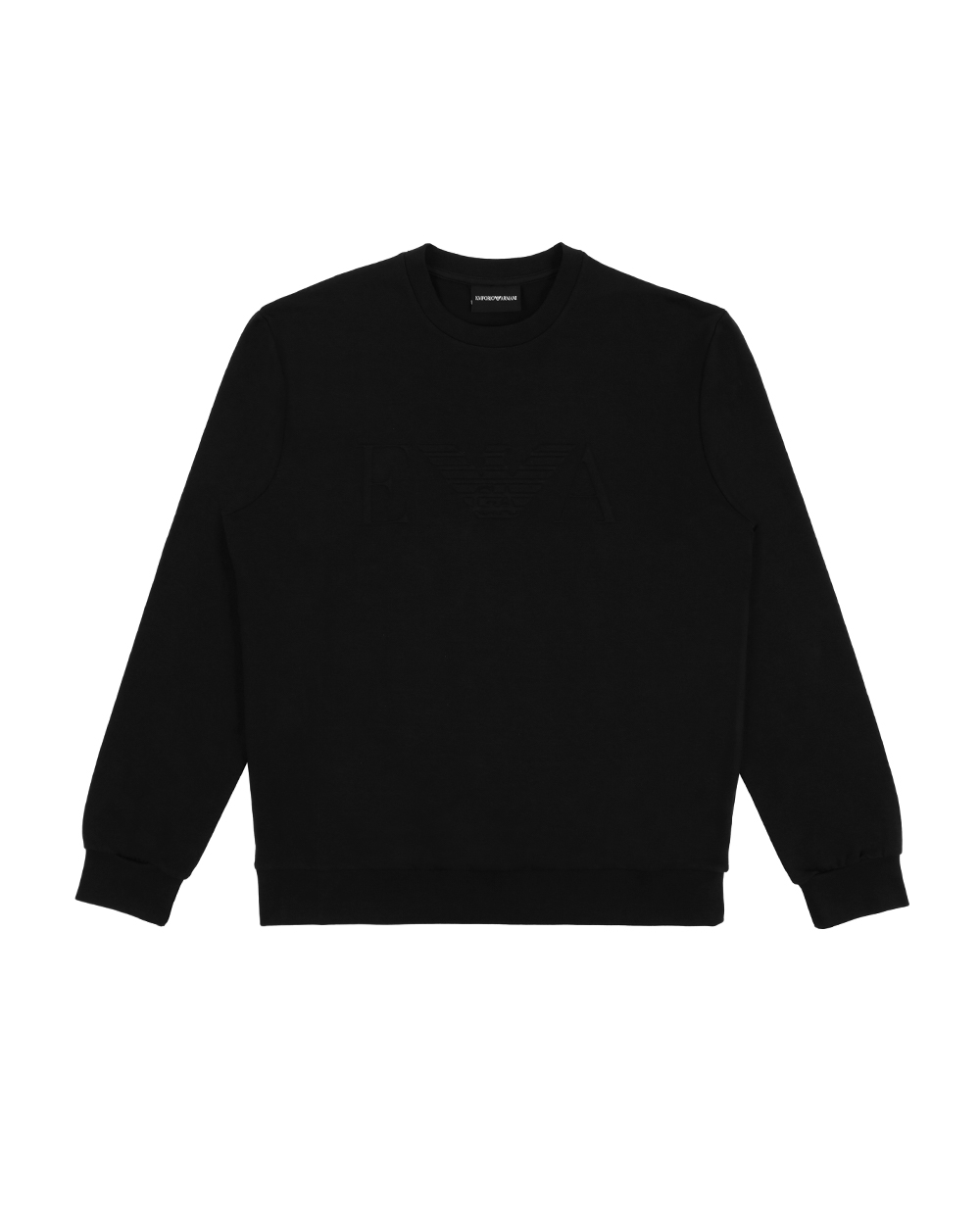 Logo Cotton Long Sleeves T-shirt