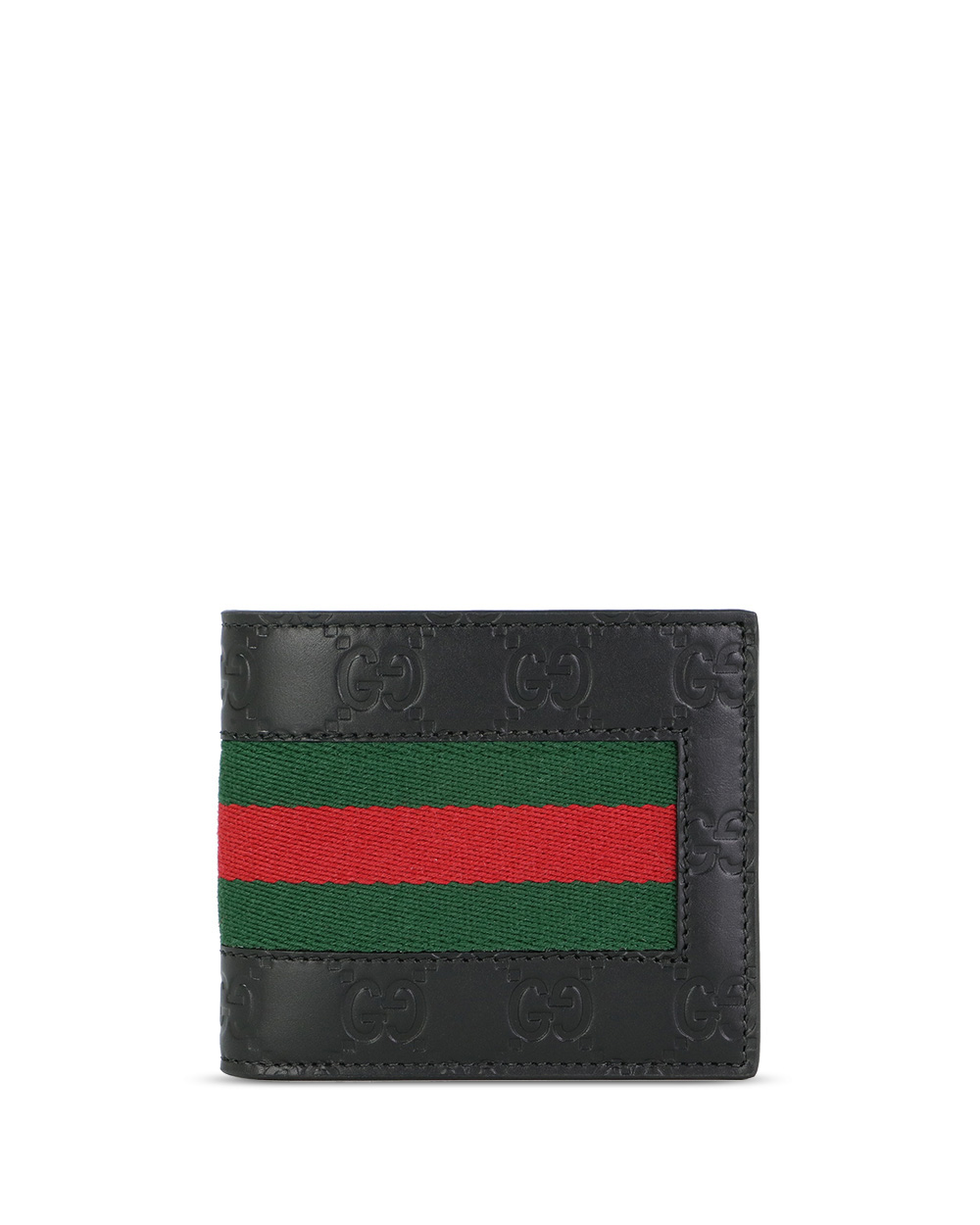 Signature Short Bi-Fold Wallet