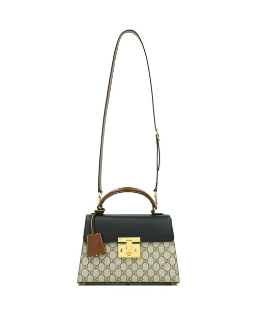 Padlock GG Supreme top handle bag