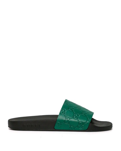 GG Blooms Supreme Slide Sandals