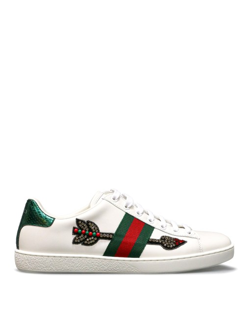 Women's Ace Embroidered Sneakers