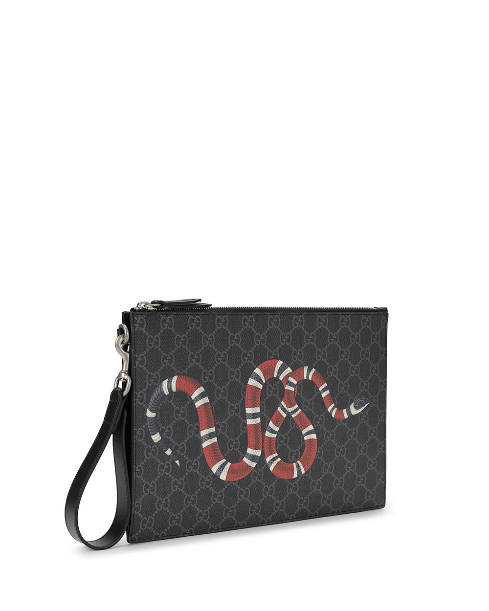 Gucci Bestiary pouch with Kingsnake 3