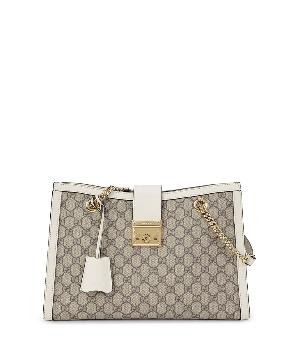 Padlock GG medium shoulder bag
