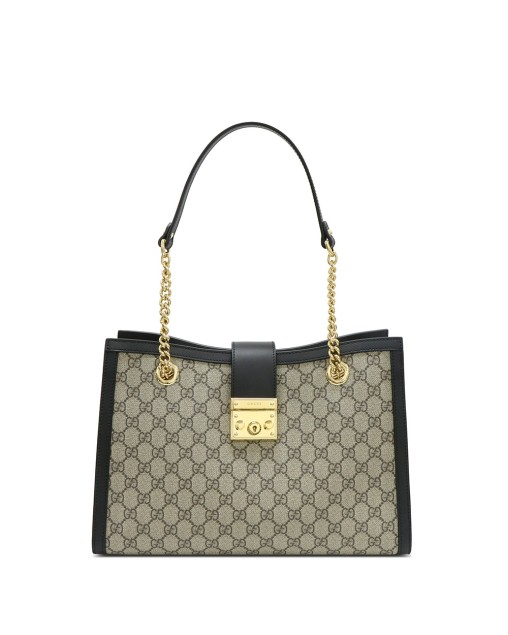 Padlock medium GG shoulder bag