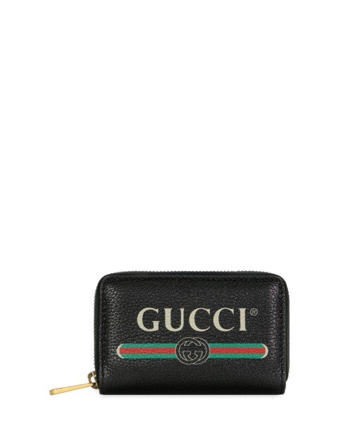 Gucci Print Card Case