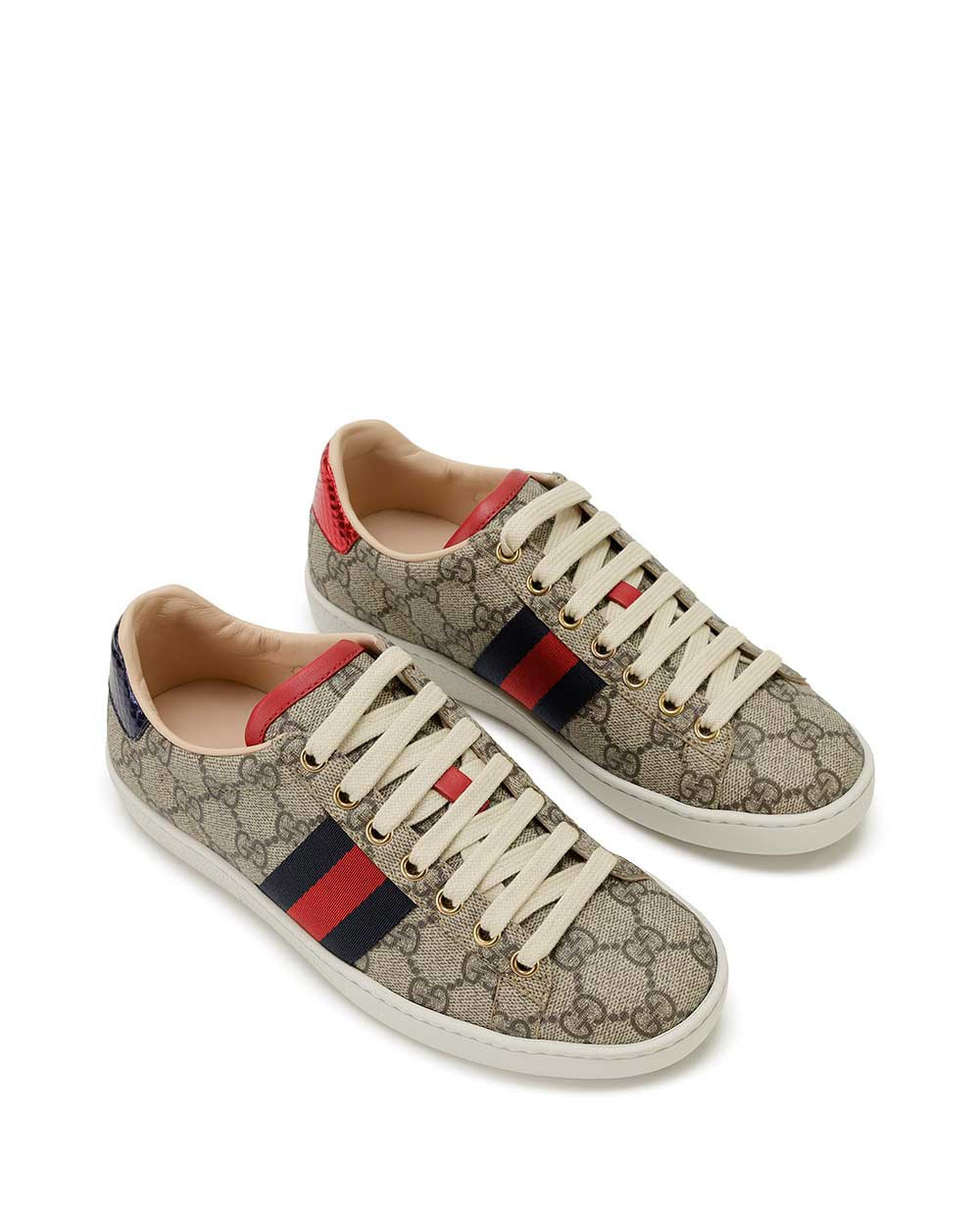 Ace Leather Sneakers 1