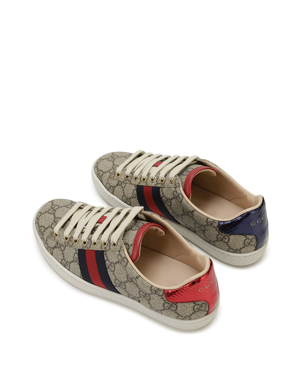 Ace Leather Sneakers 2