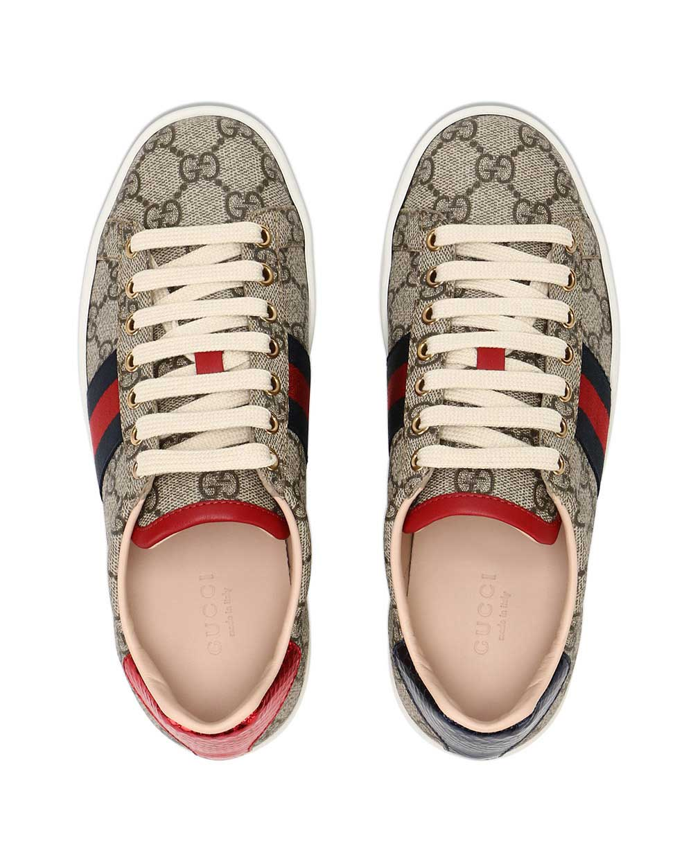 Ace Leather Sneakers 3