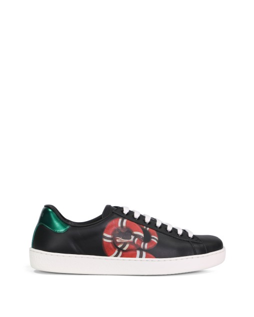 Kingsnake Print Sneakers