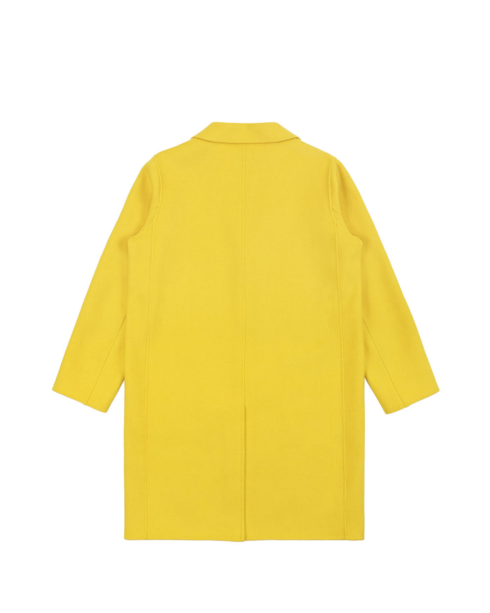 Mid-Length Hooded Trench Coat 1
