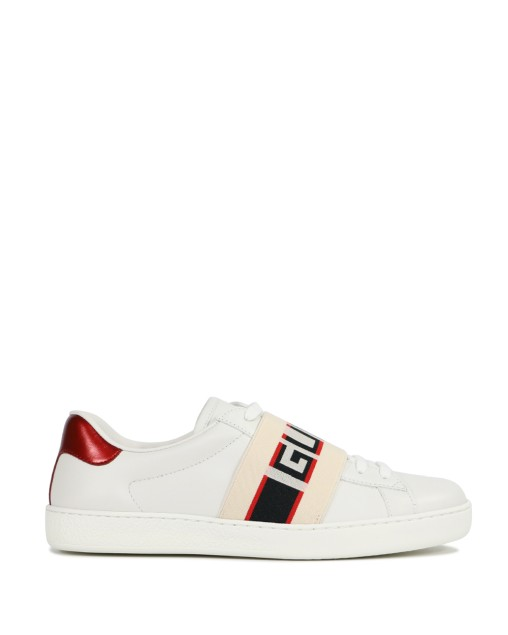 Stripe Sneakers