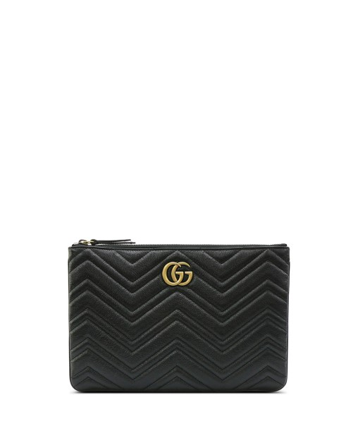 GG Marmont leather pouch