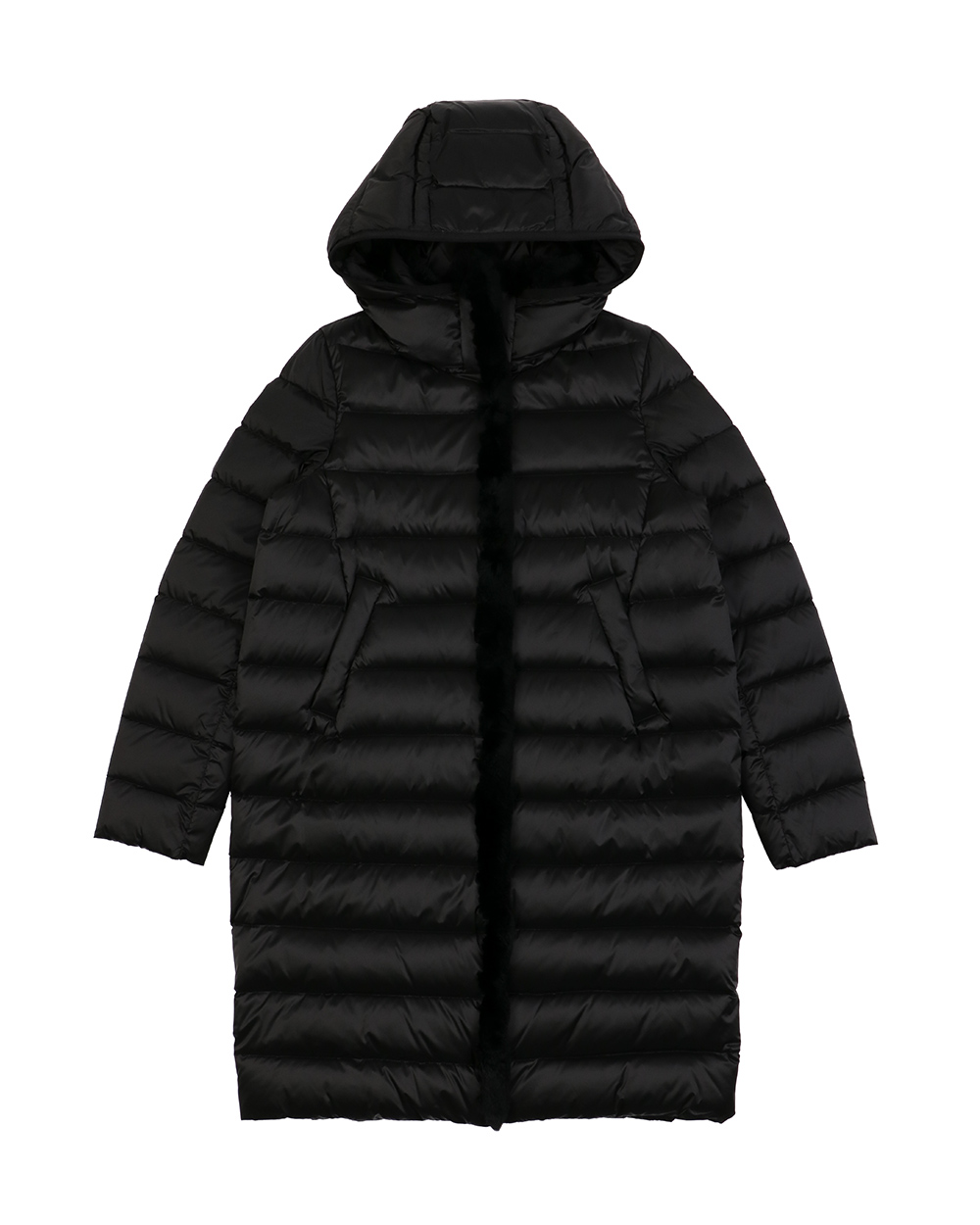 Getto Mid-Length Down Jacket