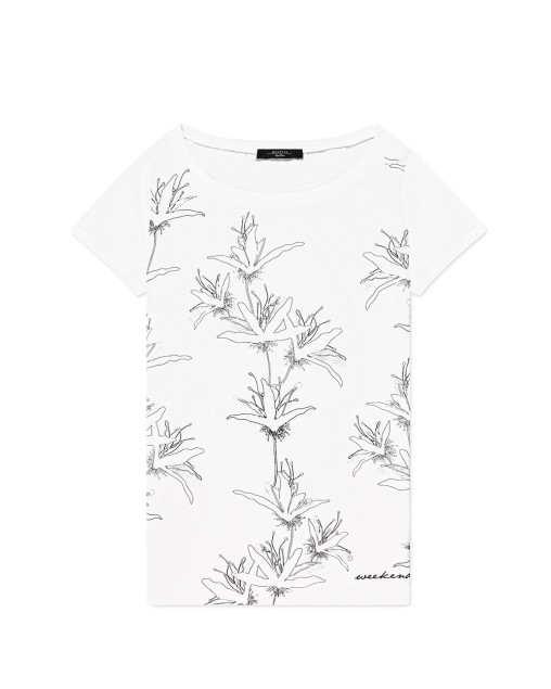 Round Neck Short Sleeves T-Shirt