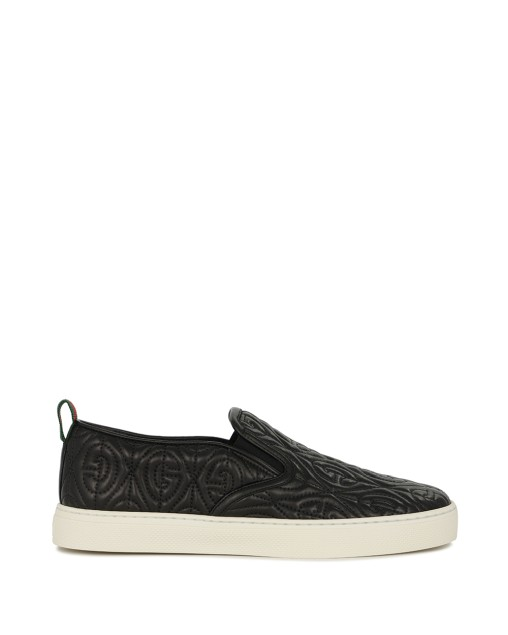 G Quilted Slip-On Sneakers