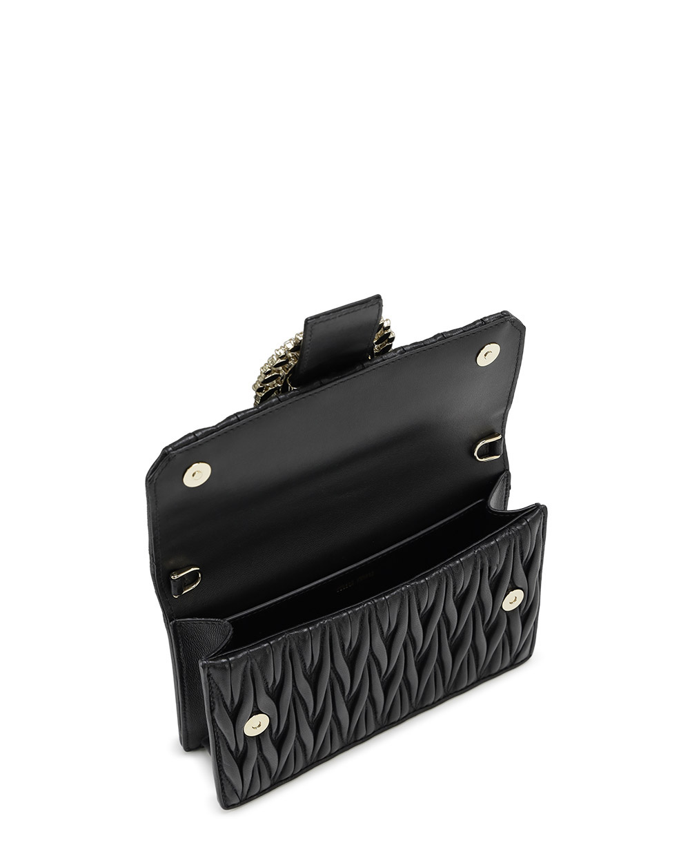 MATELASSÉ NAPPA Leather Shoulder Bag 2