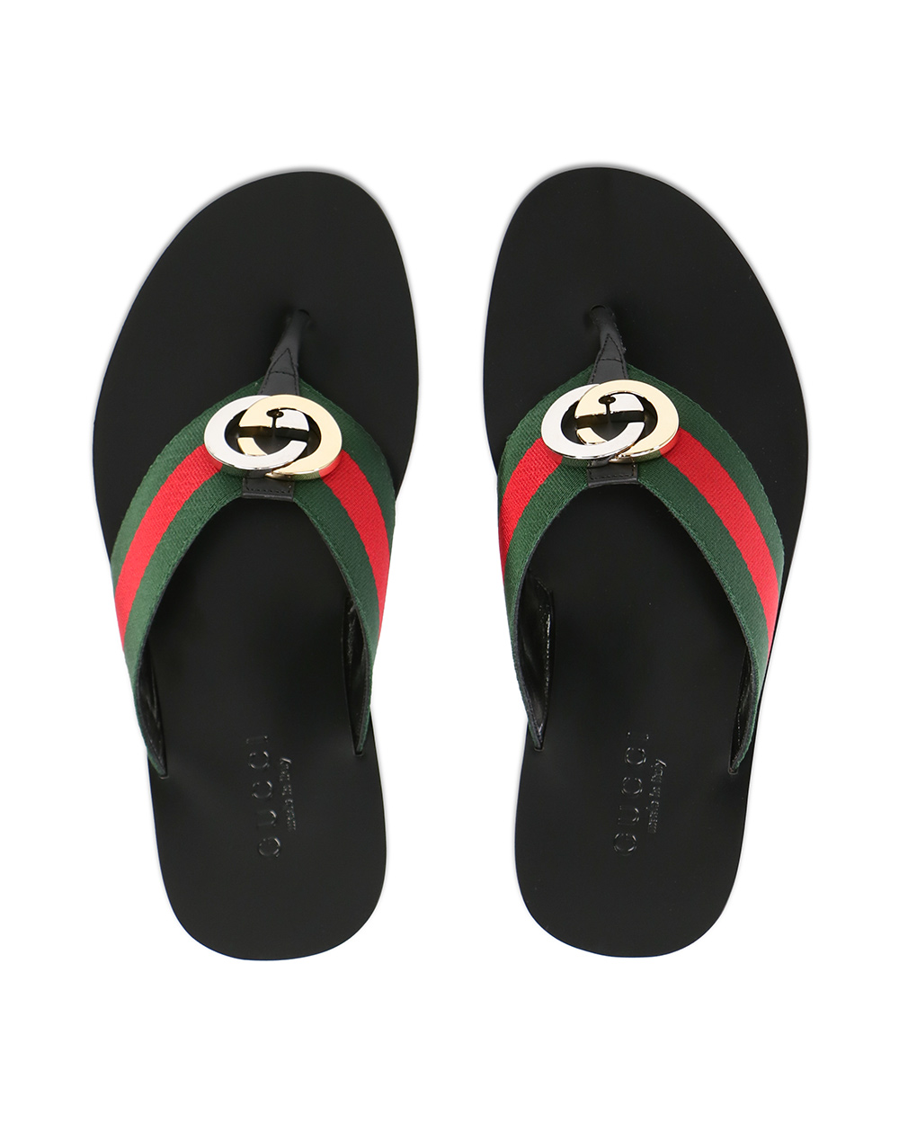 Thong Sandal With Web 3