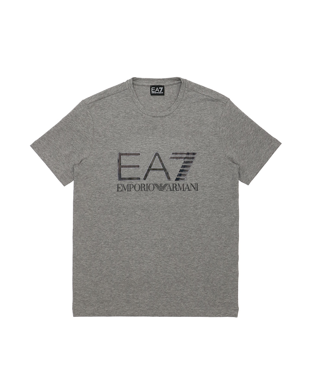 EA7 Men Logo Crew Neck Short Sleeves T-Shirt 6GPT14PJ20Z