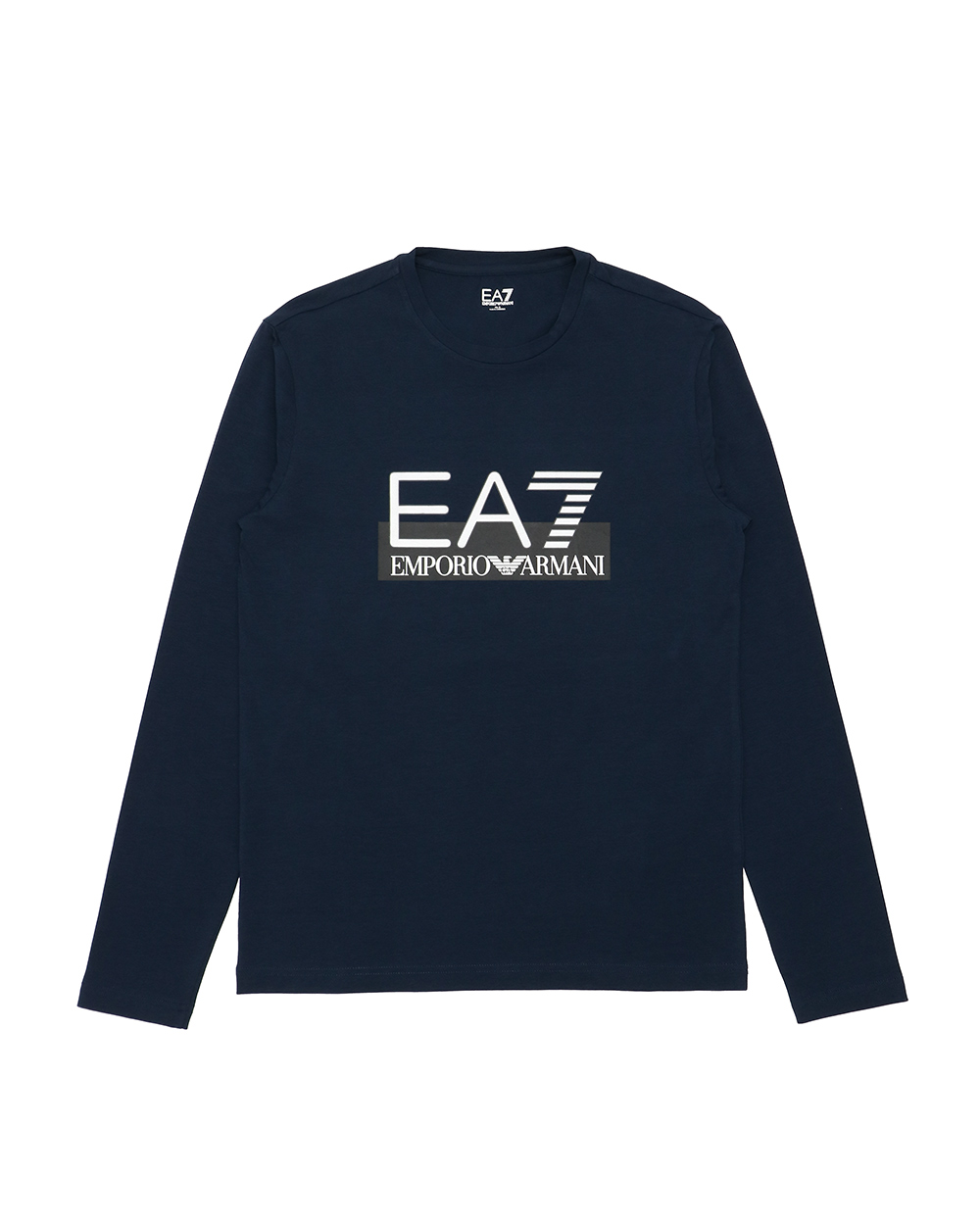 Cotton Long-Sleeves T-Shirt