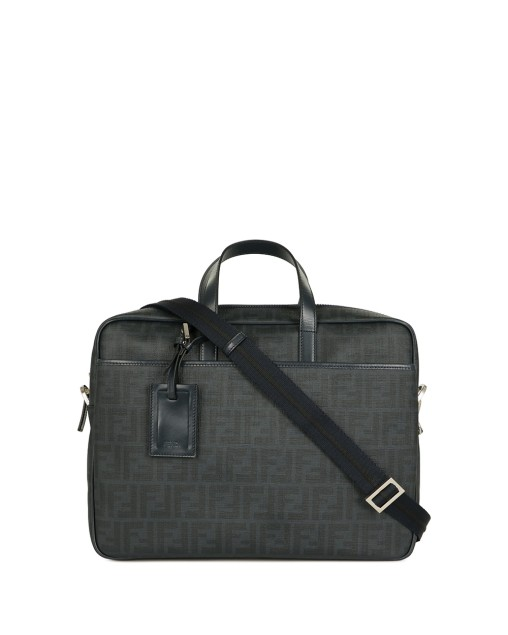 Double F Obscured Briefcase
