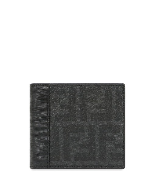 LOGO Leather Wallet