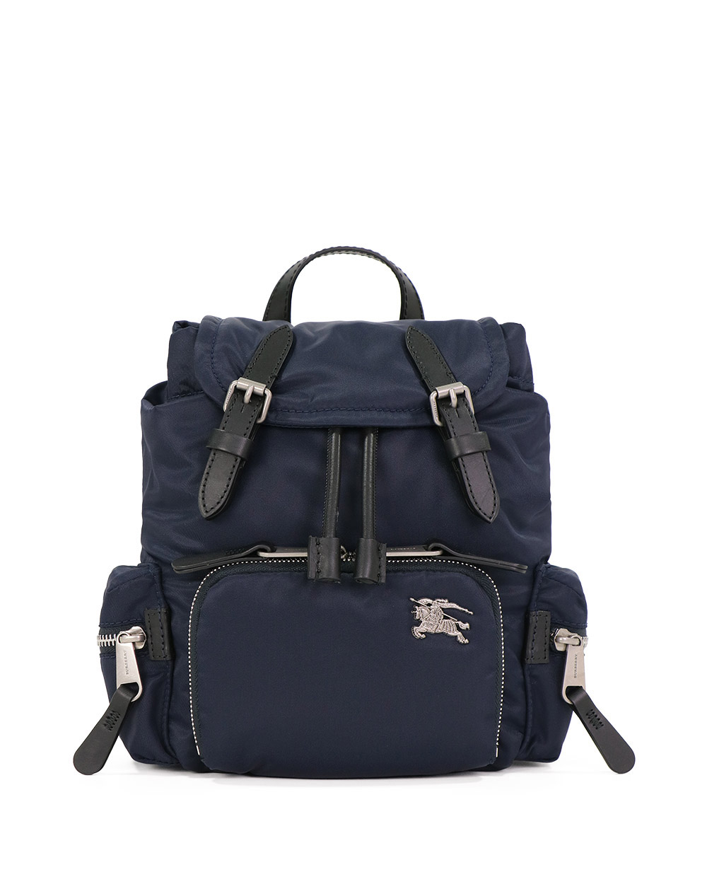 The Rucksack Cotton And Nylon Small Cross-body Military Backpack