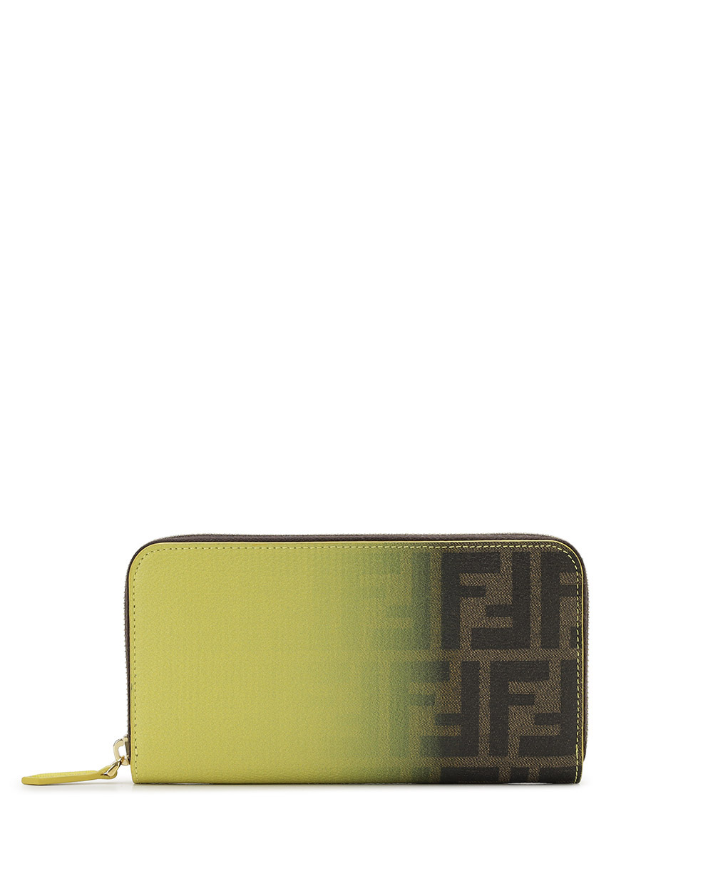 PVC Gradient Long Wallet
