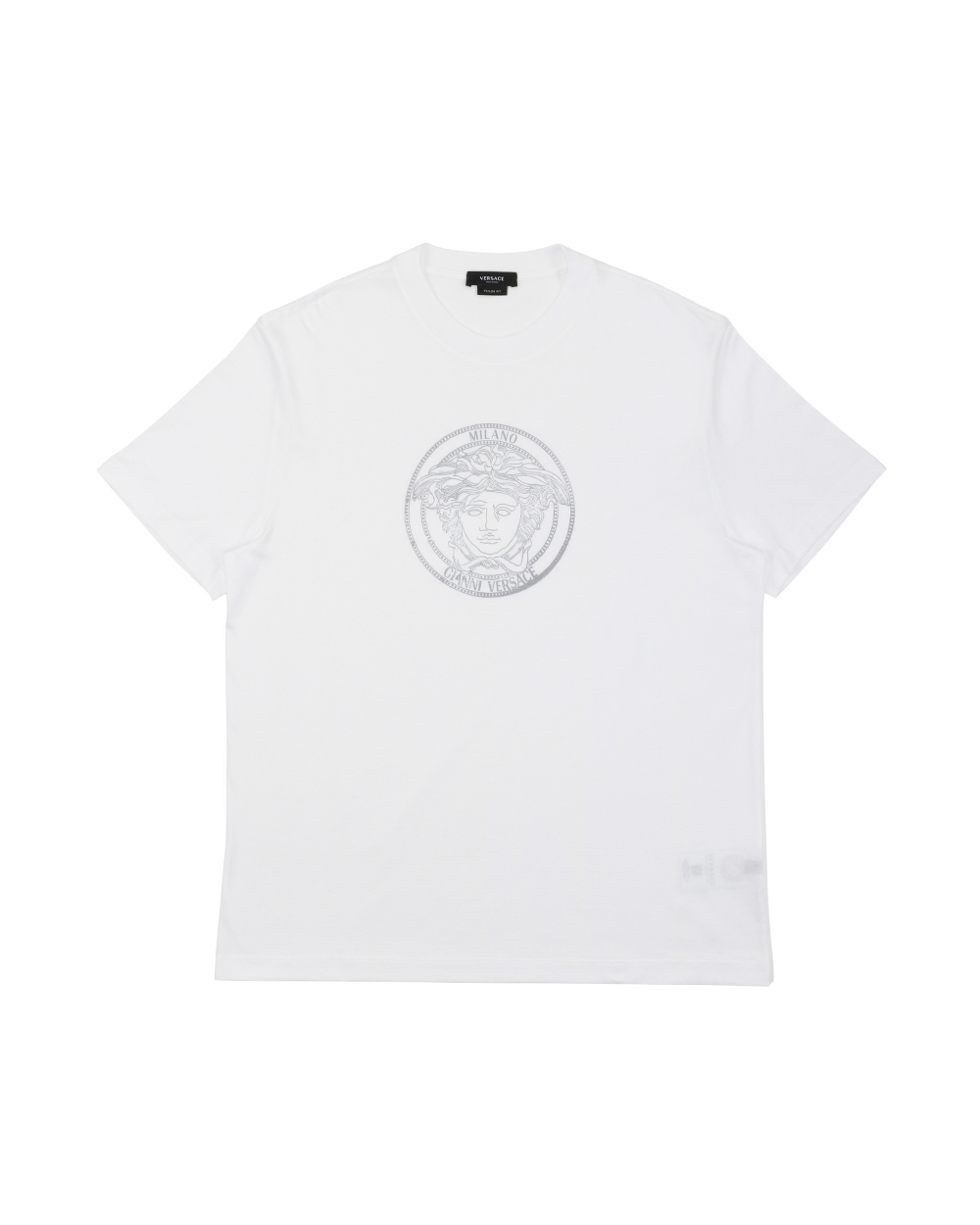 Logo Short Sleeves Round Neck T-shirt