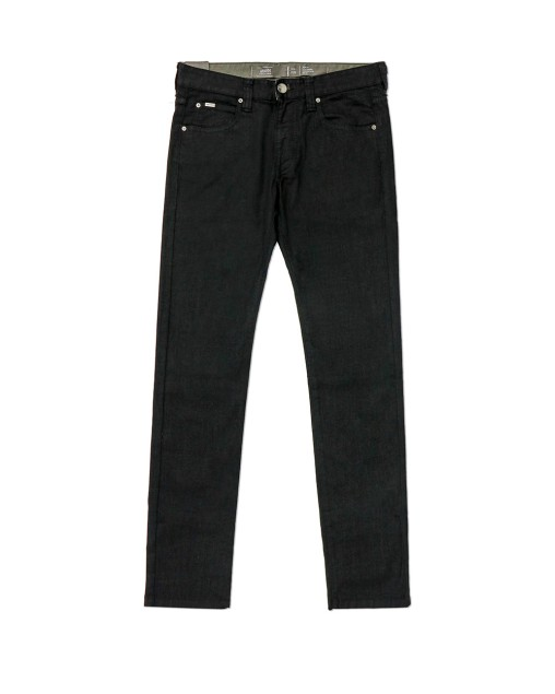 Straight Stretch Cotton Jeans