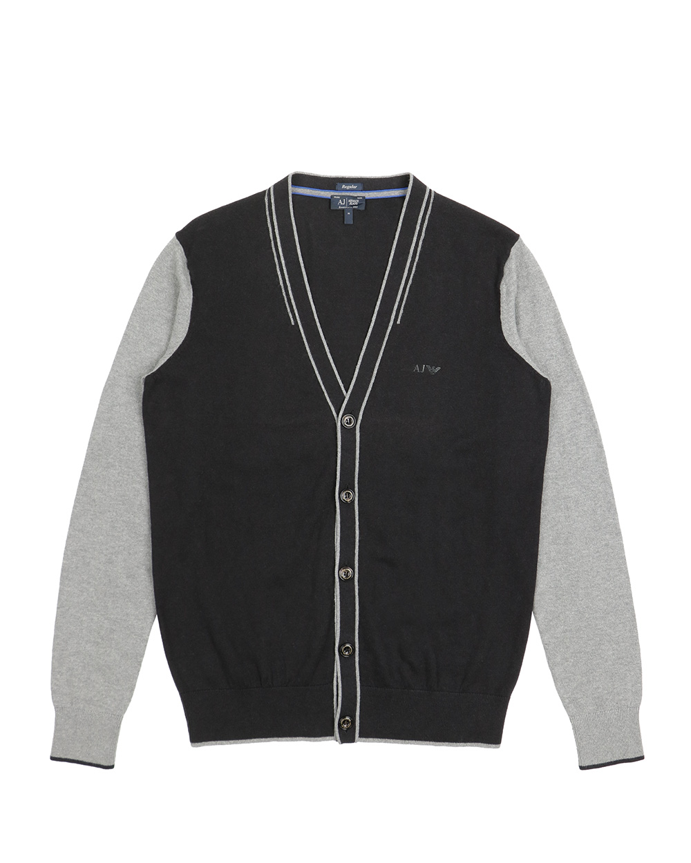 Single-Breasted Cardigan