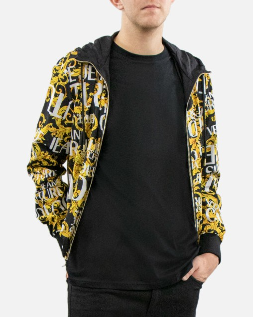 Multi-color Polyester Sweatshirt