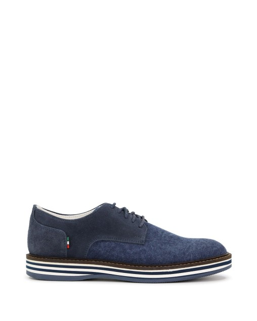 Low-Top Pointed Oxford Shoes