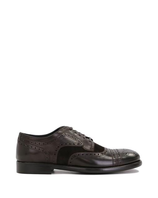 Tailored Napoli Derby Shoes