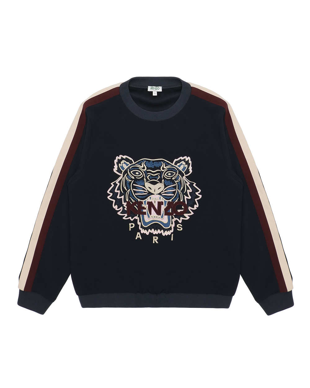Tiger Embroidered Sportswear