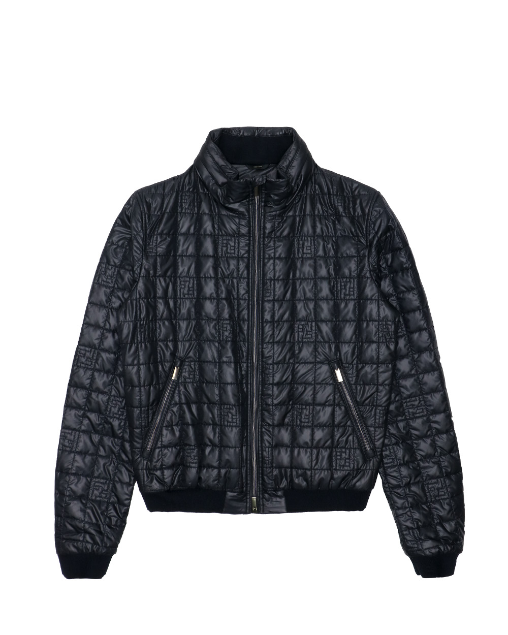 FF Embroidery Down Jacket