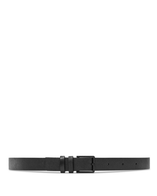 Shadow Leather Belt