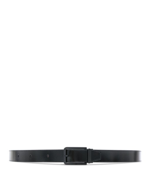 Plain Color Leather Belt
