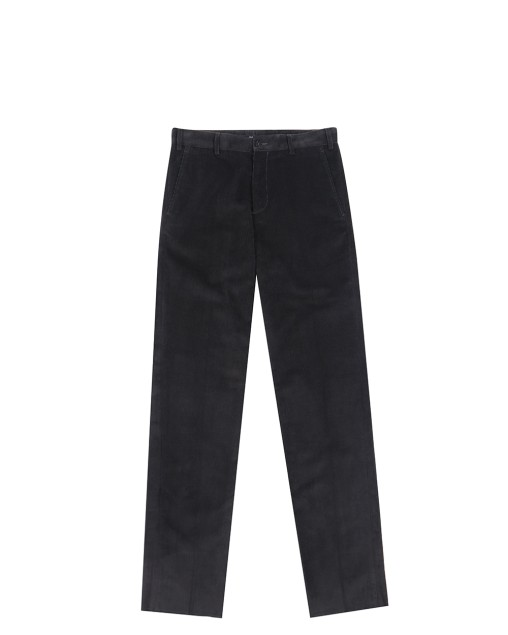 Elastic Cotton Pants