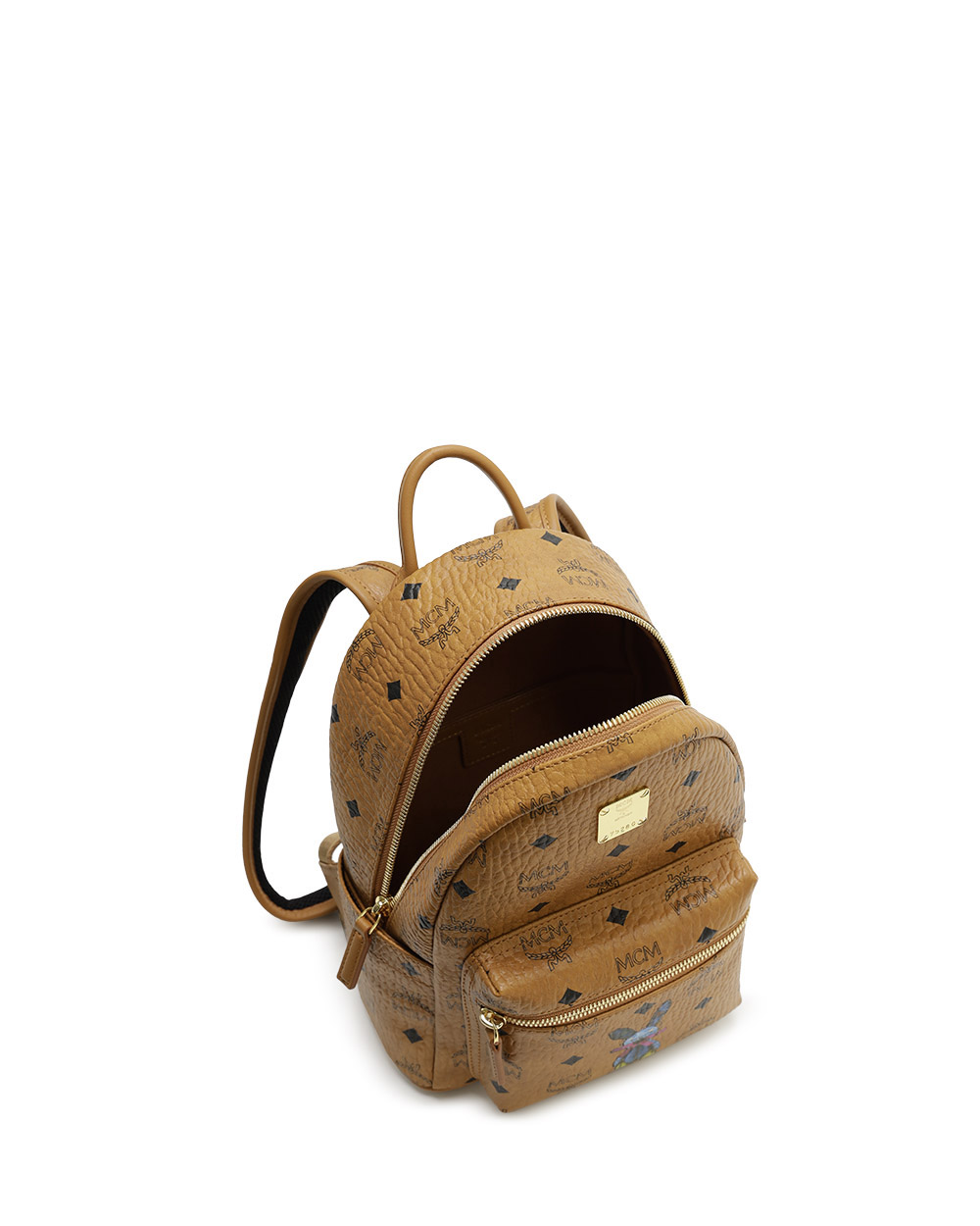 Leather Backpack 1