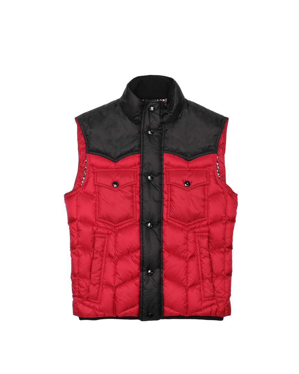 Button Down Vest