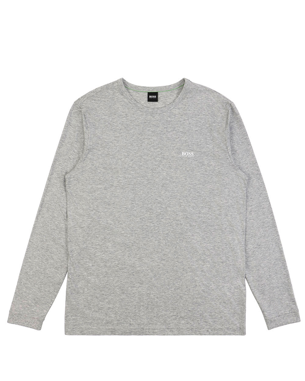 Logo Round Neck Long Sleeves T-shirt