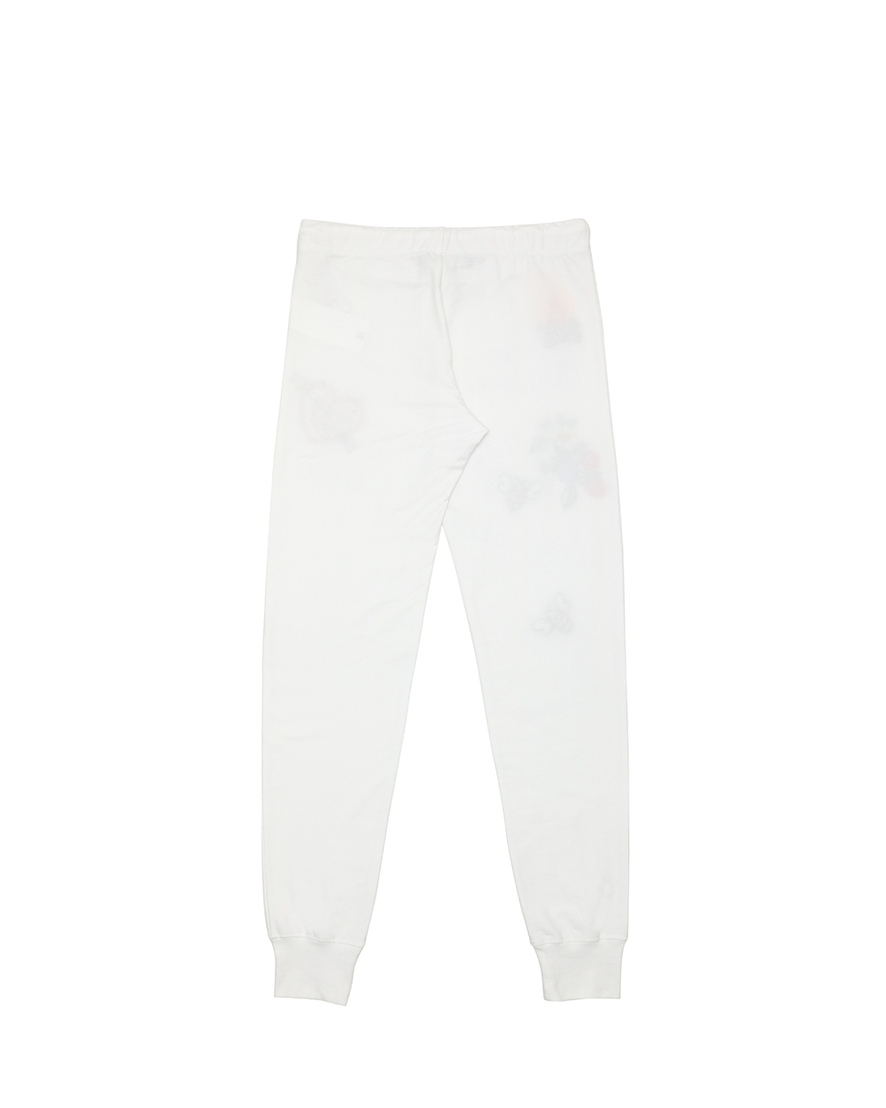 Love Moschino Embroide Track Pants 1
