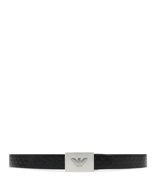 Leather Double-sided Belt
