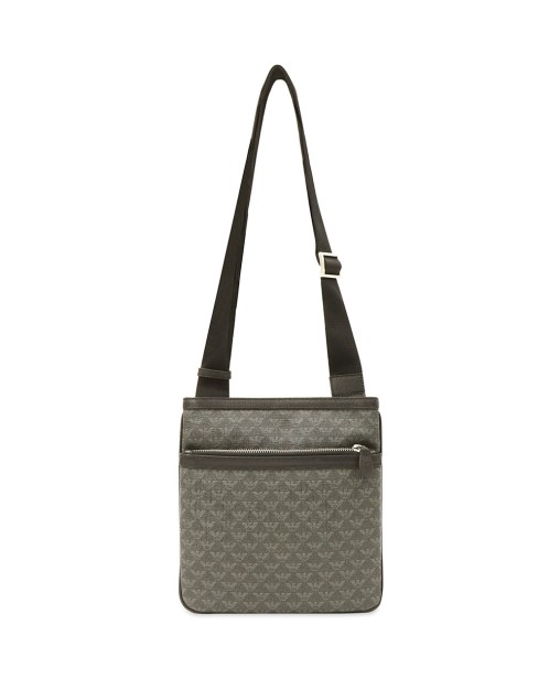 LOGO Print Shoulder Bag