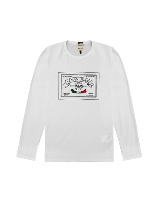 Cotton Long Sleeves T-Shirt