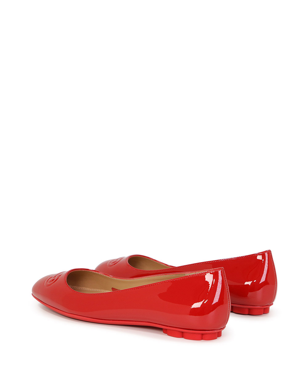 BRONI Patent Leather Casual Flats 2